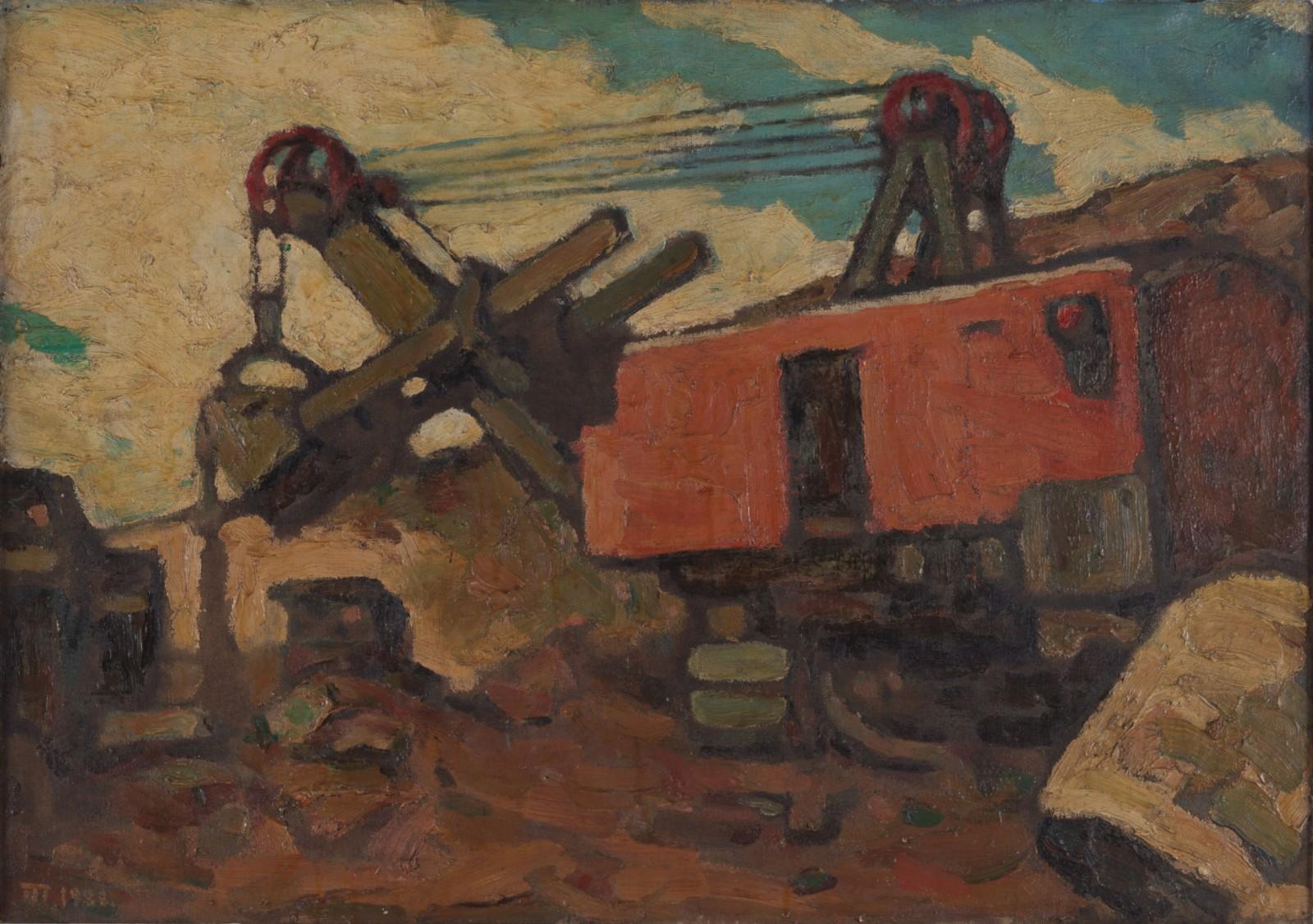 35金川镍矿,1986年,作于甘肃,布纹纸,59cm×84cm copy.jpg